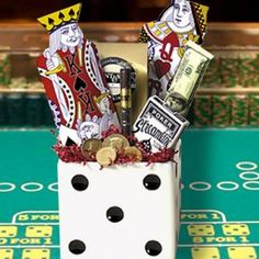 Casino party prizes ideas
