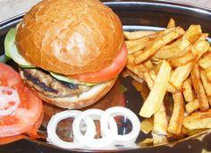 Hamburger Recipes, Deserts, Chicken, Ethnic Recipes, Food, Burger Recipes, Essen, Postres, Meals