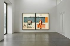 Entertain us: artist Rodney Graham's vital studies on the history of pop culture bewitch at Zürich exhibition...