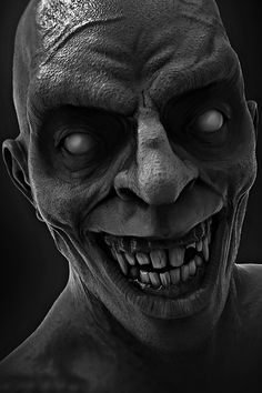 Creepy Clown, Creepy Art, Dark Fantasy Art, Dark Art, Tattoo Studio, Vampires, Horror Artwork, Dark Pictures, Dark Images