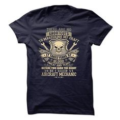 Best Aircraft Mechanic Shirt