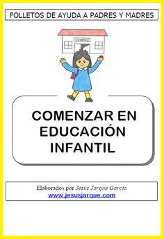 Hoy os traemos nuevos folletos para familias enfocados en los cambios o inicios de ciclo http://www.racoinfantil.com/curiosidades/jes%C3%BAs-jarque-garc%C3%ADa/