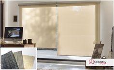 Estores enrollables con el nuevo tejido Nano Screen Texture, un tejido de PVC con apariencia de tejido con textura natural. http://www.cortinadecor.com/productos/79741/estores-enrollables-screen/estores-nano-screen-textur