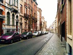 Those Belgian streets    #travel