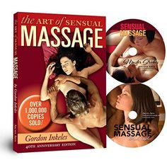 The Art of Sensual Massage: Book and 2 DVD Set