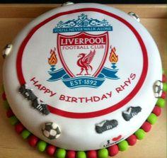 Great fun! Liverpool cake! :))