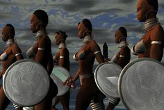 African Women Warriors   Black Archaeologist S-1 , Ep. 7