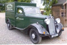 1934 Vauxhall Big Six, General Motors, Old Fashioned Cars, Automobile, Classic Cars British, Big Six, Vintage Vans, Commercial Vehicle, Old Trucks, Old Cars