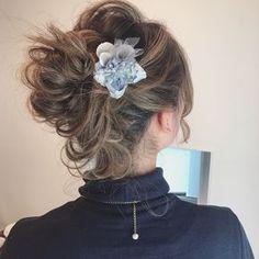 Hair Arrange, Wedding Hairstyles, Wigs, Hair Beauty, Long Hair Styles, Hair Ideas, Costume, Hairdos, Long Hairstyle