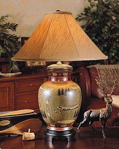 Sagamore lamp