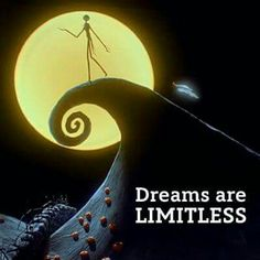 Boo!! Stream Tim Burton's Nightmare Before Christmas on Spotify ...