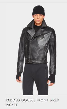 Versace Men, Men s Collection, Leather Fashion, Leather Jacket, Biker, Uk  Online d250260c917