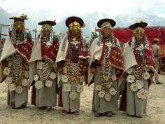 India | Women from Kinnaur. Himachal Pradesh | © bull2bul11, via IndiaMike
