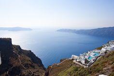 Das Graces Santorini bietet das perfekte Serviceverständnis in exponierter Hanglage. Mehr Bilder findest du hier: http://www.itravel.de/Griechenland/Grace-Santorini/6159/