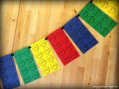 PDF: Set of 2 Lego Pattern Templates Medium & Large, $2.00