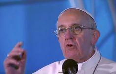 El Papa Francisco vibra con el mundial
