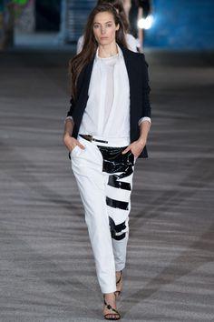 Anthony Vaccarello collection printemps/été 2015 #mode #fashion