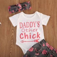 So Cute Baby, Cute Baby Clothes, Cute Babies, Baby Girl Clothes Daddy, Country Baby Clothes, Babies Clothes, Daddys Girl Baby, Cute Baby Outfits, Cute Baby Stuff