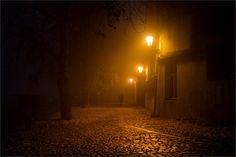 Evening mystique | Sunset in Prague