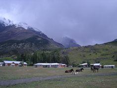Hostería las Torres, Torres del Paine