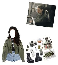 """""""we shouldn't have to try so hard"""" by rayssamalfoy ❤ liked on Polyvore featuring art"""