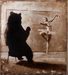 Gregori Maiofis - Taste For Russian Ballet, 2008. S)