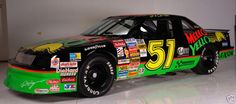 Cole Trickle's car in Days of Thunder.