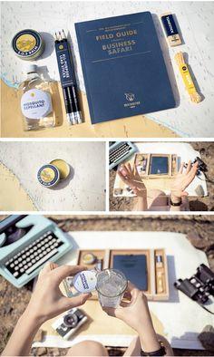 Quintessentially Metaphorical Tuongee Survival Kit