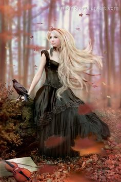 Music of autumn by ~irinama