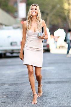 This is the kind of dress you wear more than once.