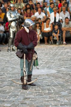 Balestriere - Crossbowman