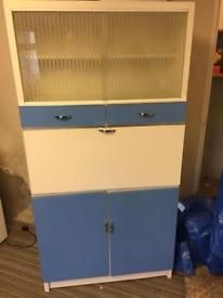 Related image Cupboard, Cabinet, 1950s Kitchen, Kitchen Handles, Bump, Lockers, Locker Storage, Image, Furniture