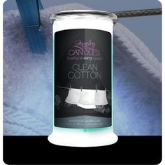 Clean Cotton for that fresh scent if linen of the close wire.