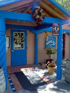 Winery and tasting room located in the Velarde Valley of Northern New Mexico.