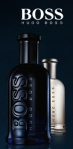 BOSS BOTTLED. NIGHT. Sensual. Elegant. Masculine. Click here and request your Free BOSS Bottled Sample. Under the Buy Now button you will see the Free Sample request button.