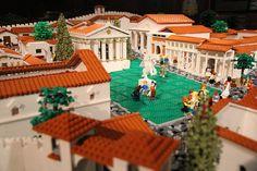 LEGO Pompeii - The forum
