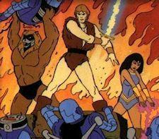 Thundarr the Barbarian (1980-1982 tv series)