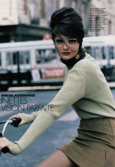 Helena Christensen 1990 #supermodels #vintage #glamour #retro #nostalgia #1980s #1990s
