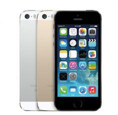 Apple iPhone 5S Original Cores GPS WIFI Multi-Touch iOS 8Mp 16GB 32GB 64GB Desbloqueado