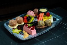 """Lakeside on Instagram: """"Got a sweet tooth? Not sure what to order? Why not try our dessert platter to share which gives you a selection of the following, Masala…"""" Dessert Platter, Nottingham, The Selection, Sweet Tooth, Cheese, Desserts, Instagram, Food, Tailgate Desserts"""