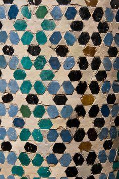 mosaic colors