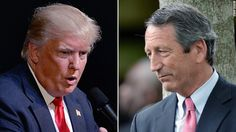 "Mark Sanford: Trump defended articles of the Constitution that don't exist - CNNPolitics.com ""Republican Rep. Mark Sanford said Friday that Donald Trump has a ""callous disregard for details"" that was on full display when the GOP presidential candidate told a private meeting of House Republicans he would fiercely defend articles of U.S. Constitution that don't exist."""
