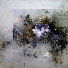 "Ricardo G. Urréjola ""Flora & Still life Art Floral, Abstract Flowers, Abstract Art, Painting Inspiration, Flower Art, Watercolor Paintings, Fine Art, Artwork, Acrylics"