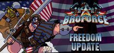 Broforce on Steam