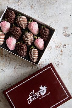 Chocolate Covered Strawberries || Bakers Royale