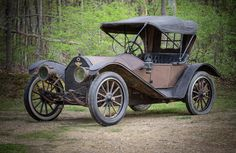 1910 Regal UNDERSLUNG MODEL N ROADSTER