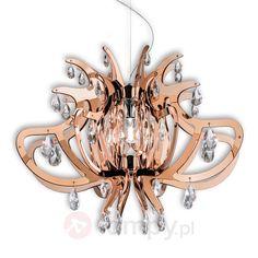 Pełna gracji designerska lampa wahadłowa LILLIBET 8503242