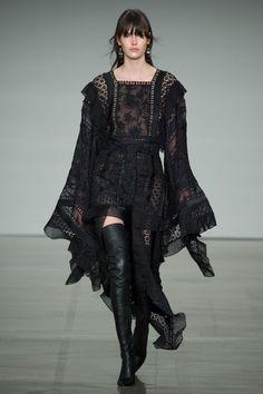 Zimmermann Fall 2017 Ready-to-Wear Fashion Show NYFW New York Fashion Week