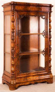 Antike Möbel Mainz eleganter biedermeier sekretär sog schreibschrank sachsen oder