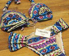 #Liquido #LiquidoModa #Bohochic #Boho #70s #anos70 #Hippie #verao #primavera #flowers #flores #estampas #style #fashion #summer #spring #floral #cores #2016 #ILoveLiquido #HojeEuVouPorAi #biquini #bikini #biquine #beachwear #swimwear #modapraia #praia #maio